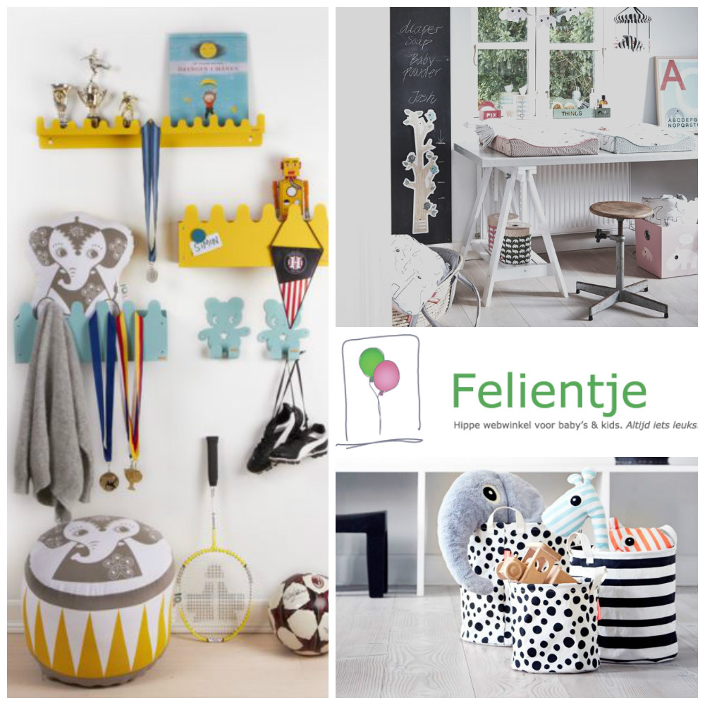Felientje via kinderkamer styling tips