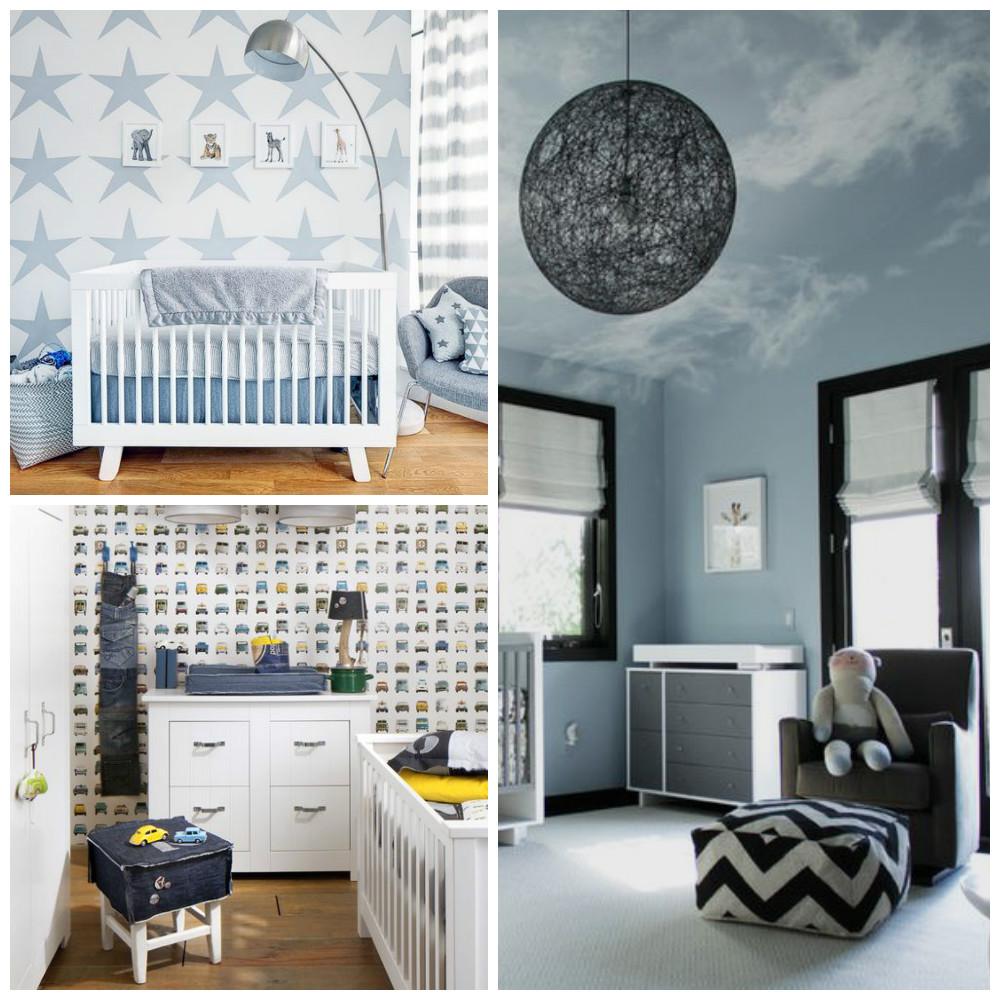 Babykamer inspiratie idee n kinderkamer styling tips - Jongen babykamer ...