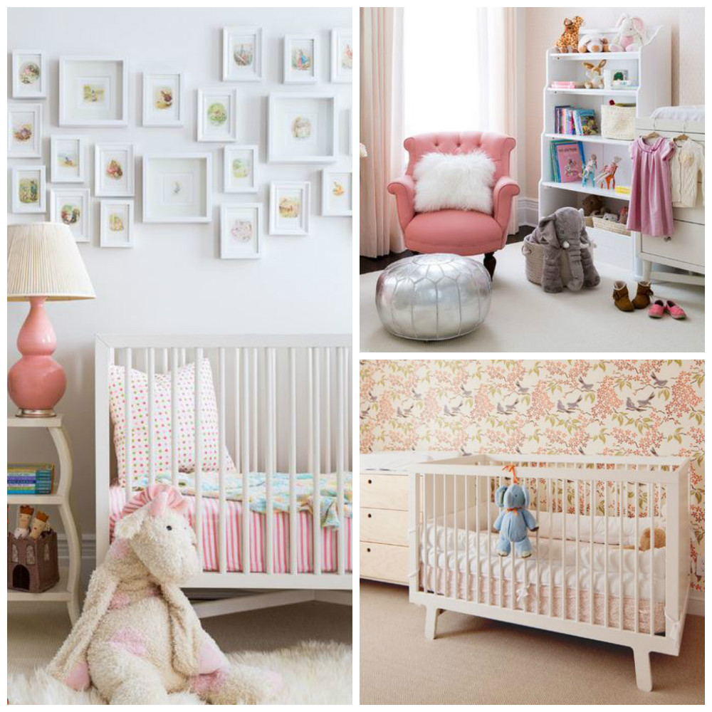 Muurstickers idee kinderkamer for Muurdecoratie babykamer