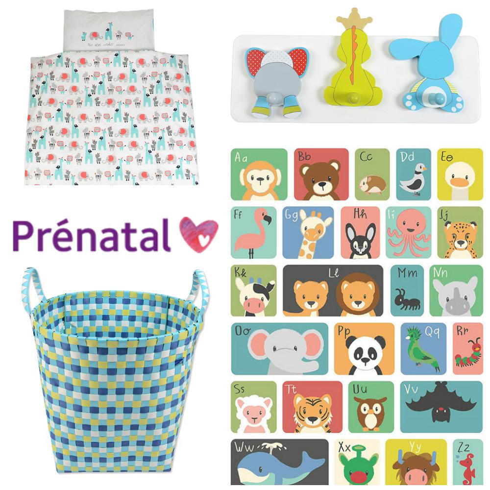 Prenatal kinderkamer styling