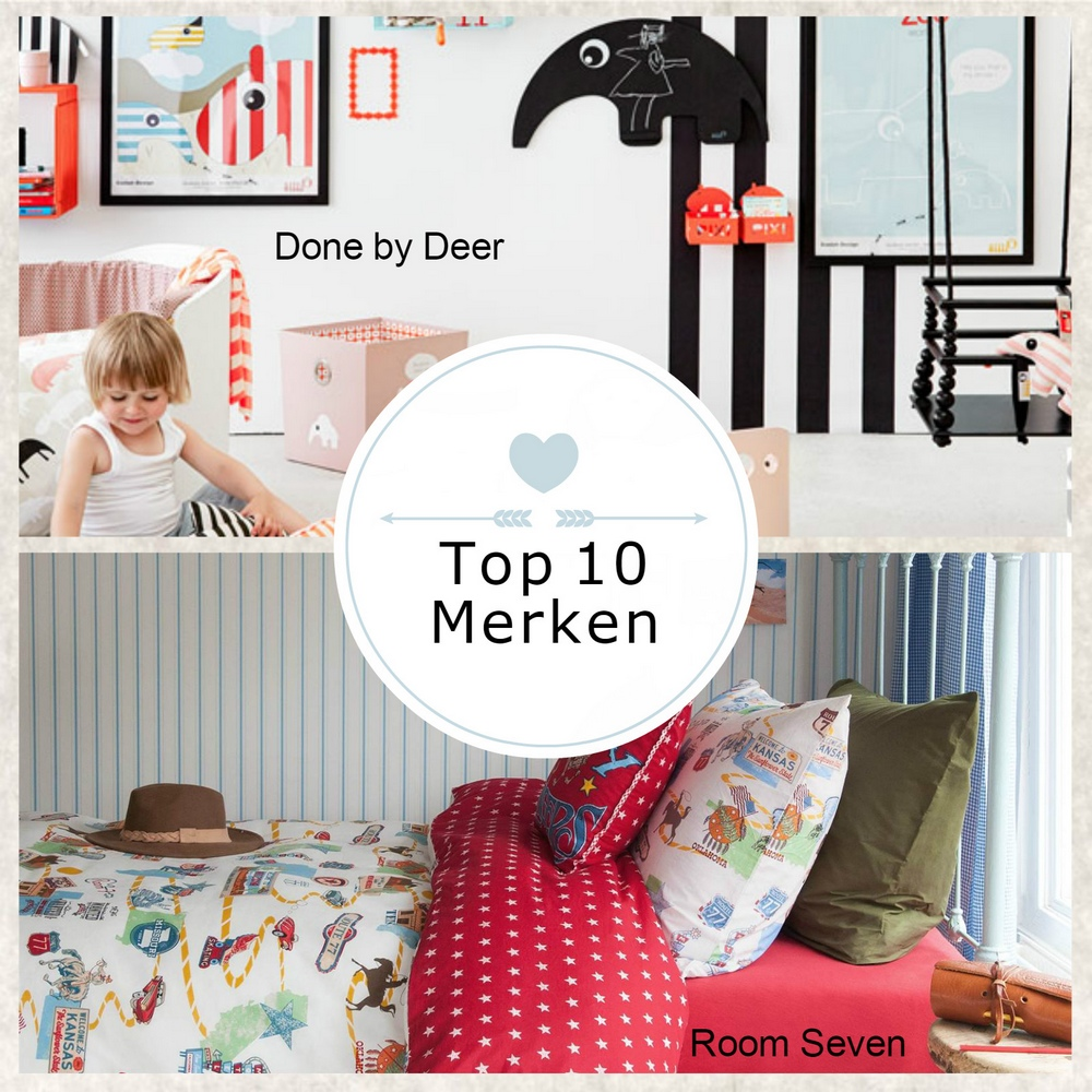 Top 10 Kinderkamer Merken