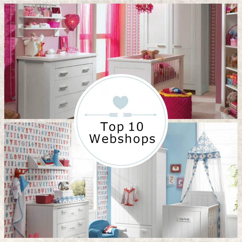 Top 10 Kinderkamer Webshops