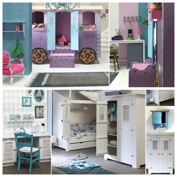 Kids Factory kinderkamers via kinderkamer styling tips