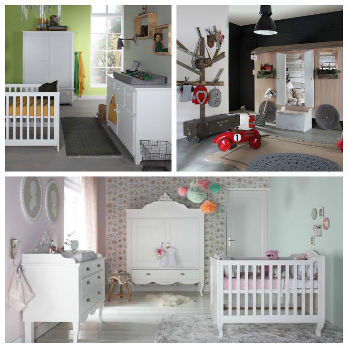 Kidsmill Kinderkamers