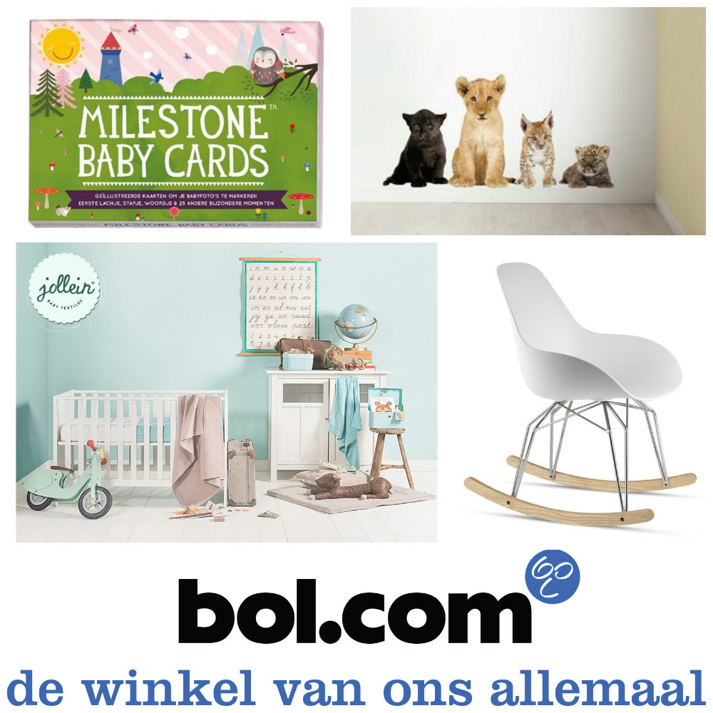 Bol.com kinderkamer styling tips