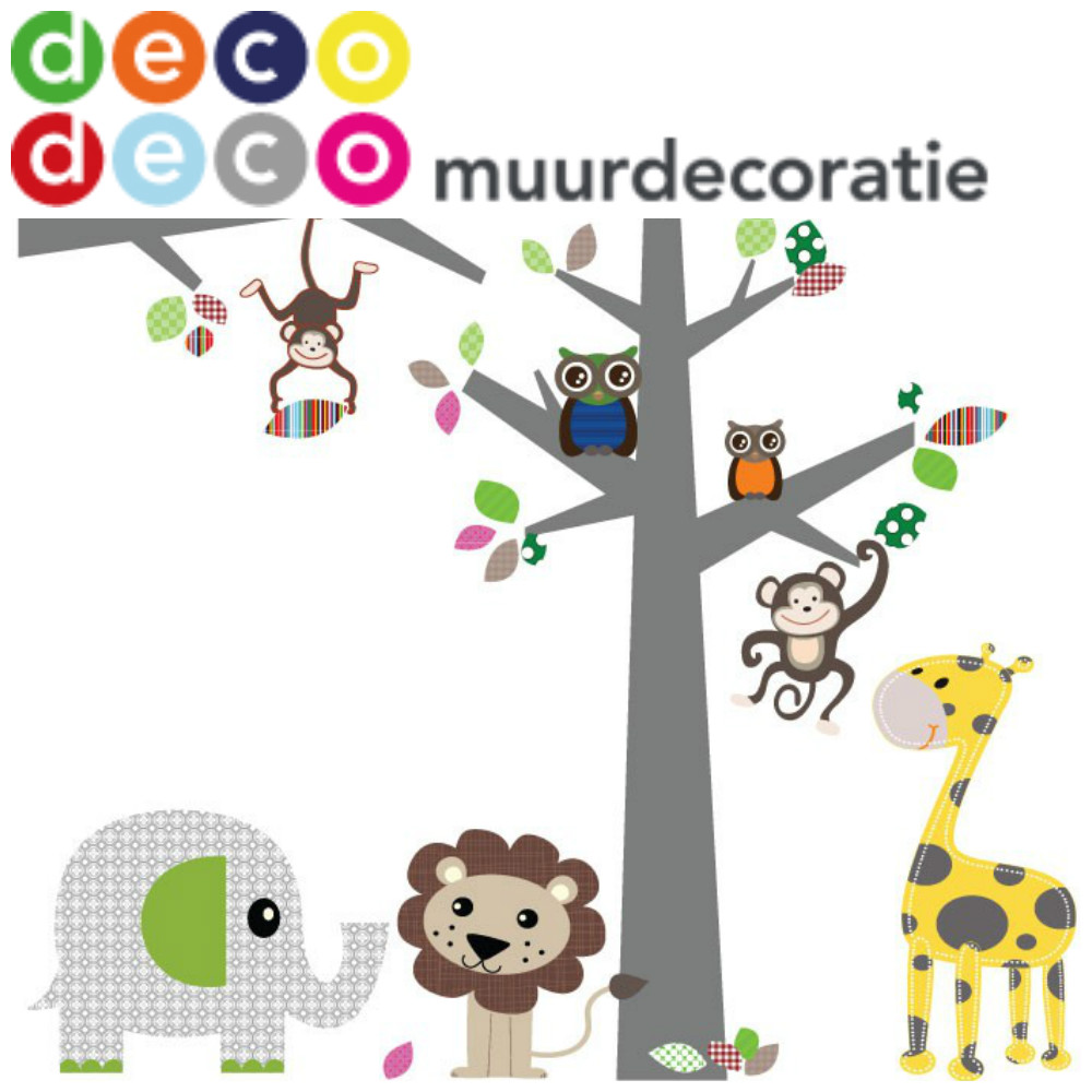 Kinderkamer Muurdecoratie : Decodeco muurdecoratie web via kinderkamer ...