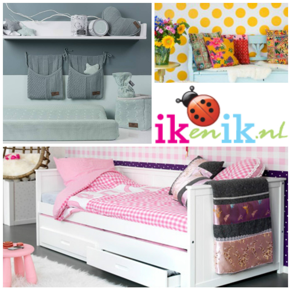 ikenik outlet webshop via kinderkamer styling tips