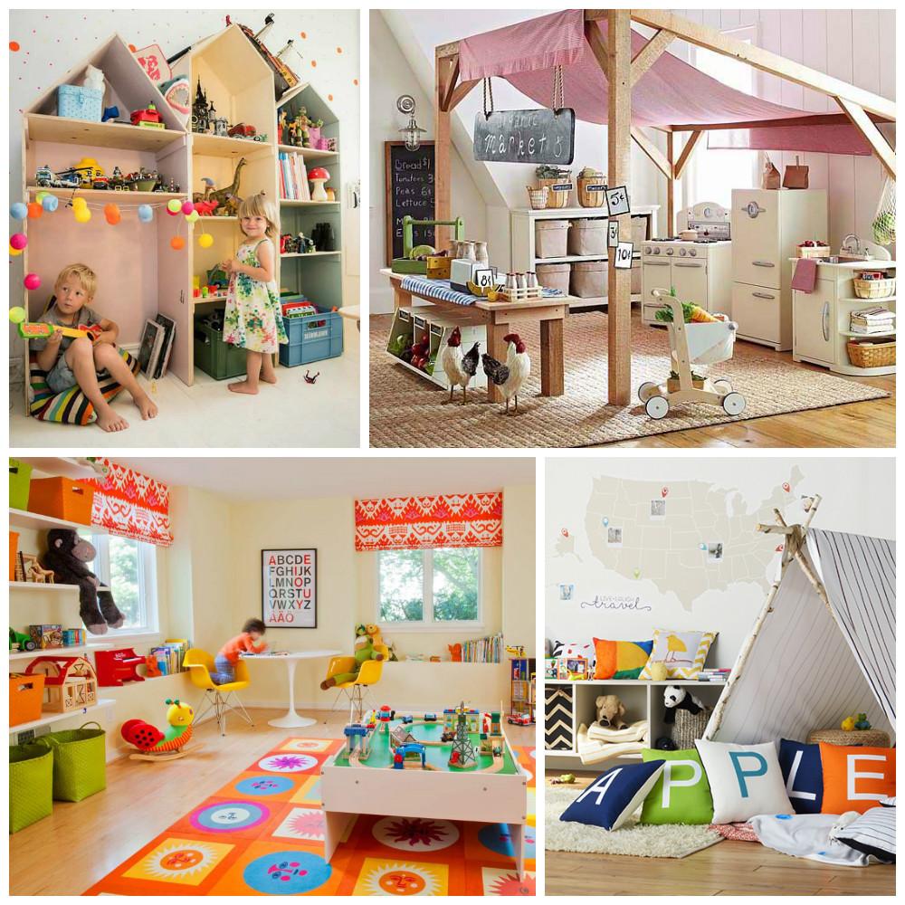 Kinder Speelkamer Inrichten.Speelkamer Inspiratie Ideeen Kinderkamer Styling Tips