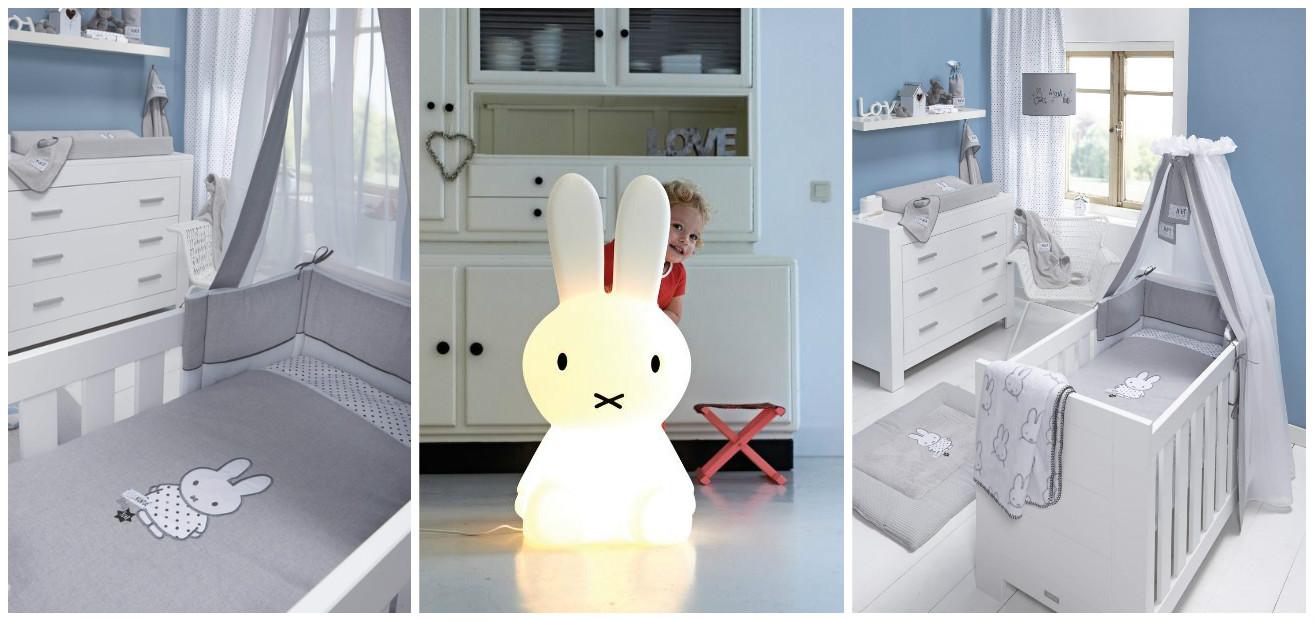 Nijntje babykamer zilver accessoires kinderkamer styling tips - Babykamer decoratie ...