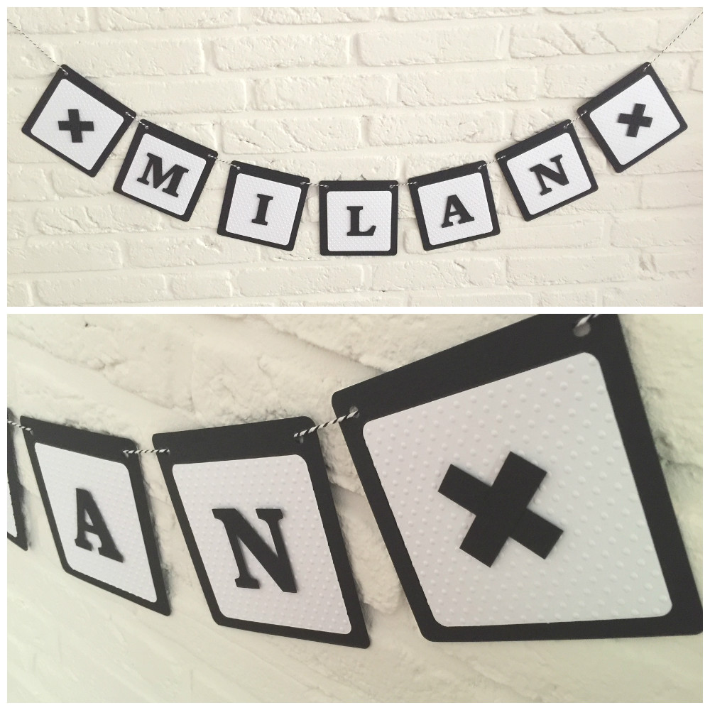 milan-zwart-wit-naamslinger-milestone-banners