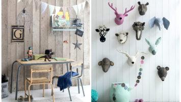Kinderkamer Kinderkamer Wanddecoratie : Wanddecoratie archieven ⋆ kinderkamer styling tips