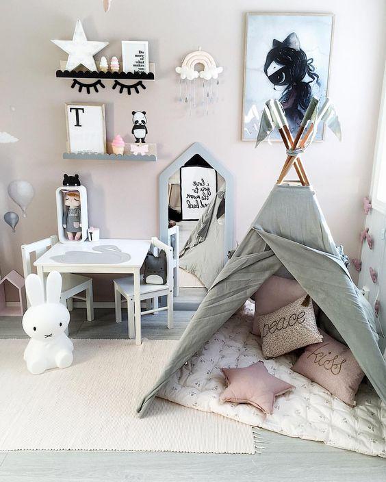 Styling tips nijntje baby en kinderkamer kinderkamer for Decoratie peuterkamer